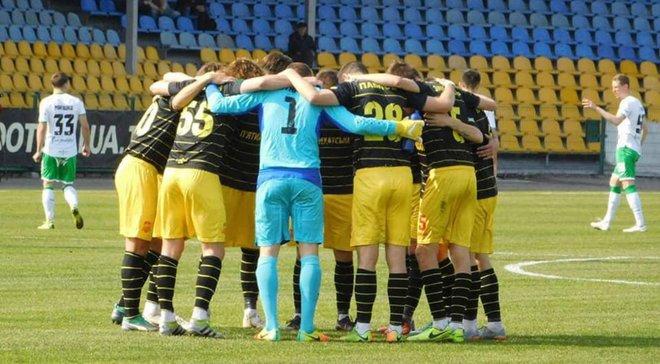 Первая лига: Черноморец дома разгромно уступил Ингульцу, Волынь на последних секундах переиграла Агробизнес