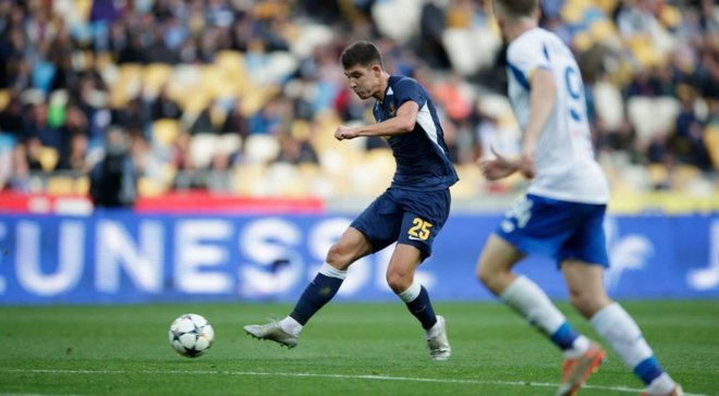 Когут: СК Дніпро-1 давалась гра проти Динамо