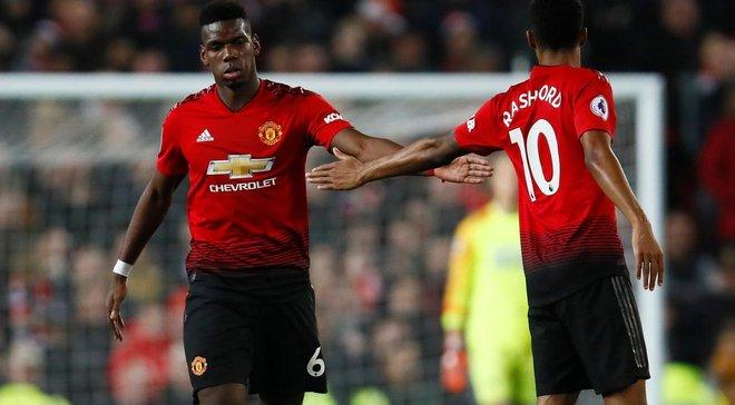 Манчестер Юнайтед – Арсенал: Погба та Рашфорд потрапили до попередньої заявки на матч АПЛ
