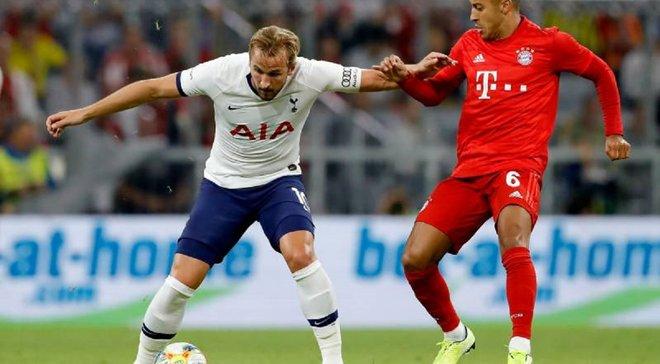 Тоттенхем – Баварія: стартові склади на матч Ліги чемпіонів