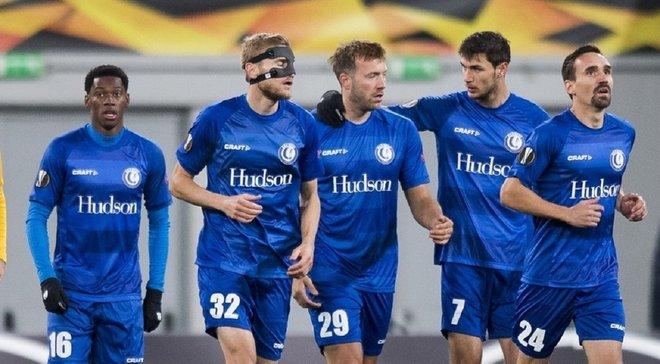 Гент після матчу з Олександрією не зумів вилетіти в Бельгію через авіакатастрофу поблизу львівського аеропорту