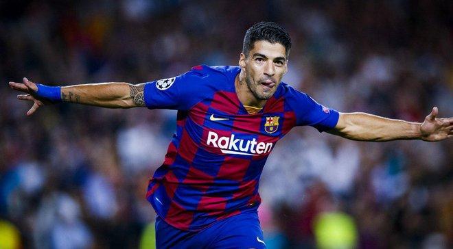 Суарес стал автором лучшего гола недели в Лиге чемпионов