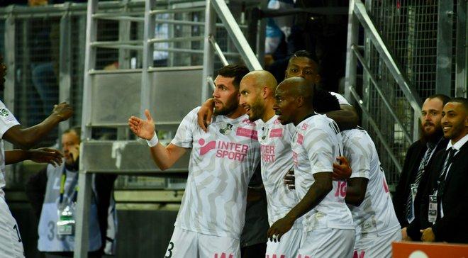Ліга 1: Марсель на виїзді поступився Ам'єну