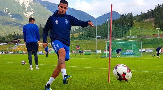 Хацкевич поскаржився на роботу з бразильцями, які провалилися в Динамо