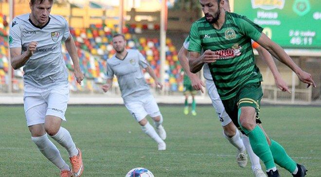 Вторая лига: Нива Т сохранила лидерство, двоевластие в Группе Б и очередное поражение Оболони-2