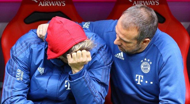 Ковач довів до сліз Хаві Мартінеса – іспанець не грав в основі Баварії з травня