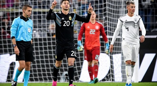 Німеччина – Аргентина – 2:2 – відео голів та огляд матчу