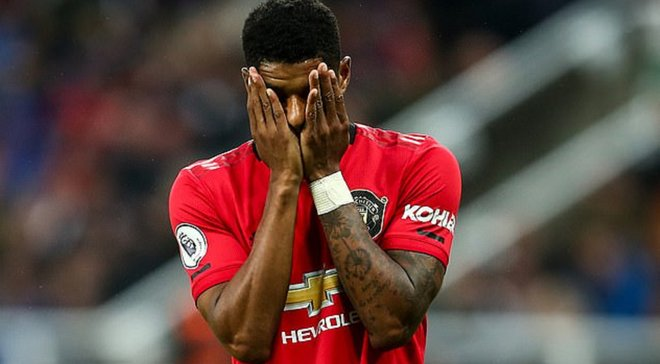 Рашфорд перепросив уболівальників Манчестер Юнайтед за ганебний старт в АПЛ