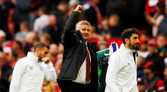 Сульшер не втратить посаду керманича Манчестер Юнайтед – він здобув 2 перемоги на старті АПЛ