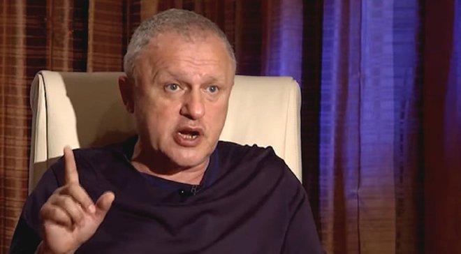 Суркіс розповів, що змінив Михайличенко в Динамо