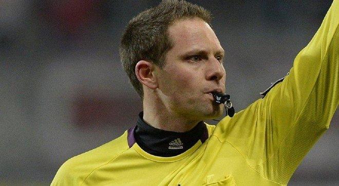 Україна – Литва: УЄФА назвав арбітрів на матч відбору Євро-2020