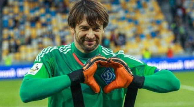 Шовковський: Якби все залежало від мене–давно провів би прощальний матч
