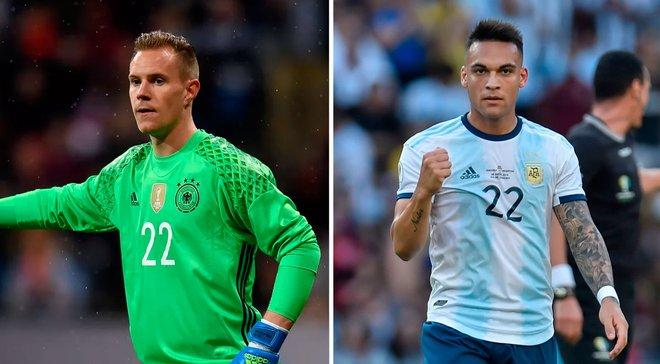 Германия – Аргентина: онлайн-трансляция товарищеского матча – как это было