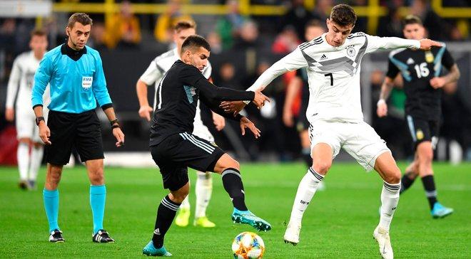 "Германия – Аргентина: Бундестим не хватает на весь матч, Аларио – вожак ""альбиселесте"" и проблемы для тер Штегена"
