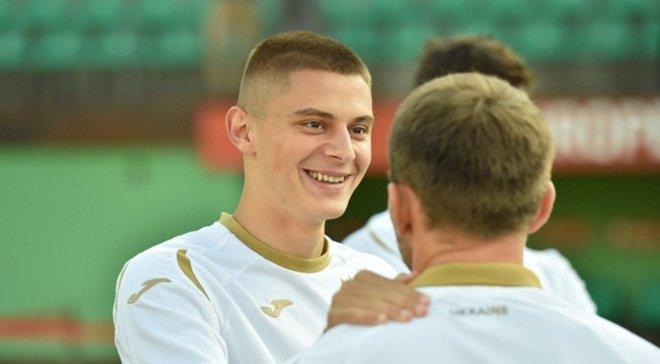 Головний лікар збірної України оцінив важкість пошкодження Миколенка