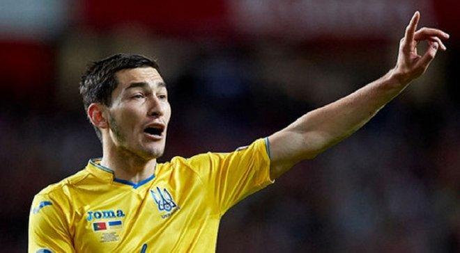 Степаненко розповів про головну небезпеку для збірної України перед матчем з Литвою