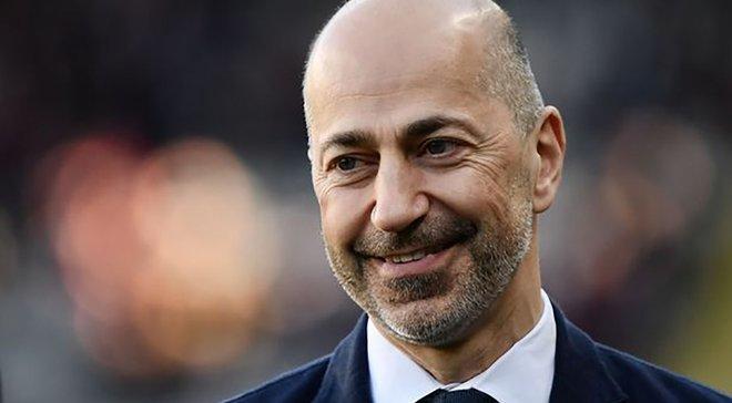 Милан мог опуститься в Серию B, но сейчас мы на пути к вершинам в Италии и Европе, – Газидис