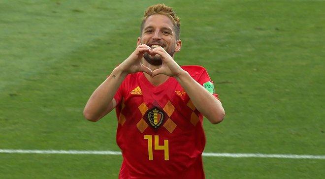 Мертенс показал задницу на командной фотографии сборной Бельгии – фотобомба дня