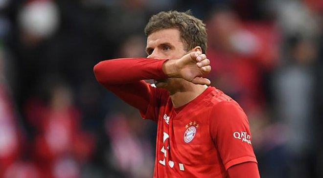 Мюллер прокомментировал желание покинуть Баварию