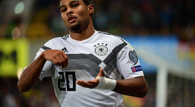 """Германия – Аргентина: Гнабри голом в ворота """"альбиселесте"""" установил сразу два достижения"""