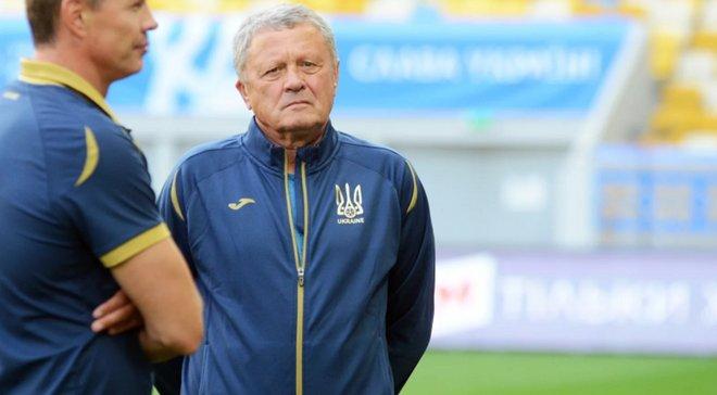 Несенюк: Маркевич не читав регламент ФІФА, або Павелко змусив його набрехати народу про Динамо
