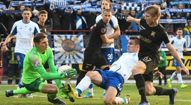 Колос пожаловался в УАФ относительно скандальной красной карточки в матче с Динамо