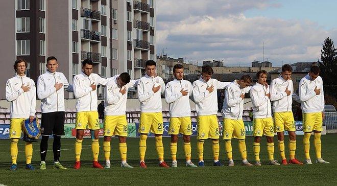 Збірна України U-19 розписала нічию в матчі проти Греції