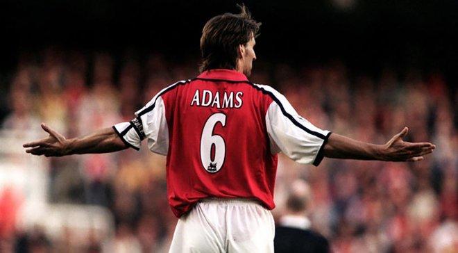 Тони Адамс в невероятном подкате отбирает мяч у Шевченко – ретро-видео от Арсенала