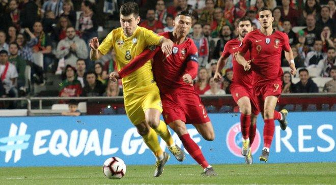 Україна – Португалія: прогноз на матч відбору Євро-2020