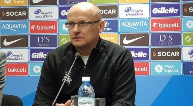 Україна – Литва: тренер гостей вже визначився зі складом на матч відбору Євро-2020