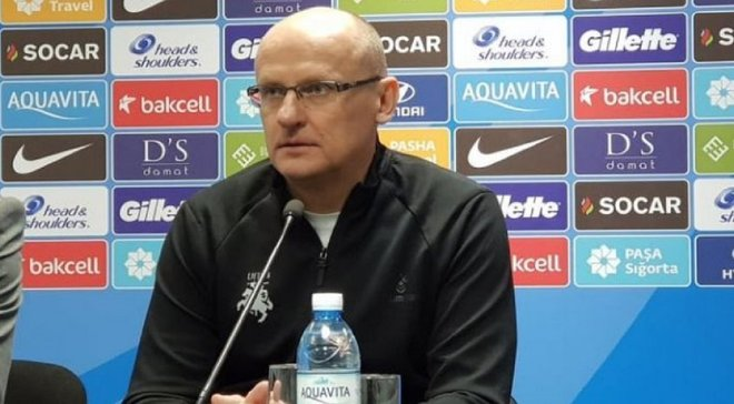 Украина – Литва: тренер гостей уже определился с составом на матч отбора Евро-2020