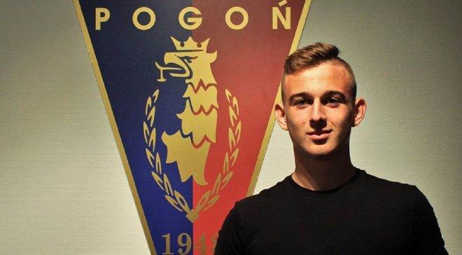 Манчестер Юнайтед планирует подписать 15-летнего польского форварда