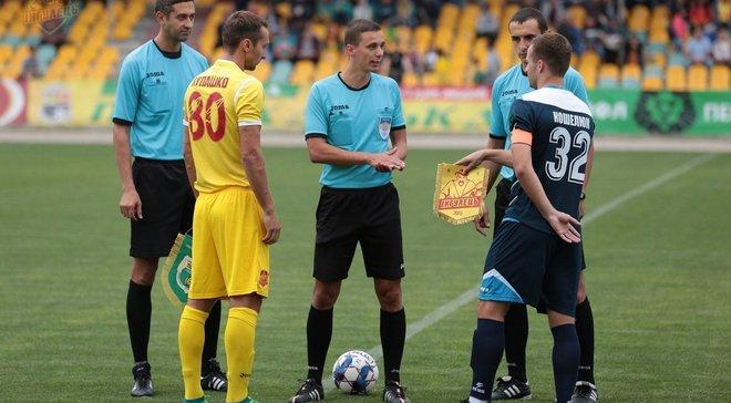 Перша ліга: Інгулець розгромив Кремінь і очолив таблицю, Прикарпаття з проблемами здолало аутсайдера МФК Металург
