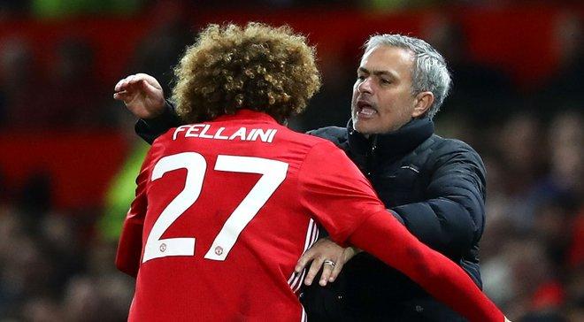 Феллаїні назвав несподівану причину невдач Манчестер Юнайтед, пригадавши Моурінью