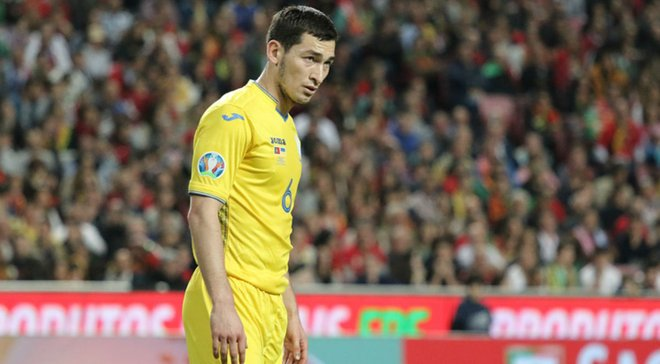 Степаненко – про перемогу над Литвою: В другому таймі думали про матч з Португалією