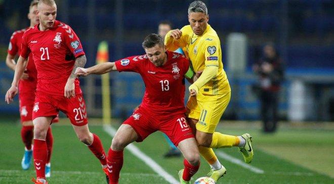 Головні новини футболу 11 жовтня: Україна перемогла Литву та близька до виходу на Євро-2020, успіх Португалії та Чехії