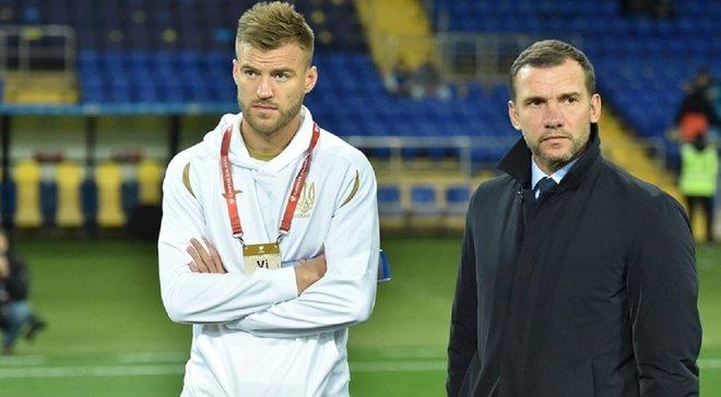 Ярмоленко – про матч з Литвою: Україна досягла того, чого хотіла
