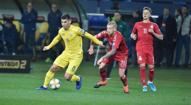 Малиновский: Литва – моя команда, три из пяти я забил именно ей