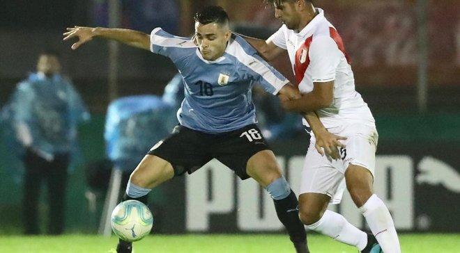 Самбрано вийшов у основі збірної Перу на матч проти Уругваю – команда захисника Динамо зазнала поразки