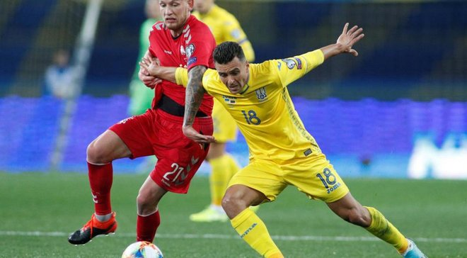 Выход Мораеса в основе сборной Украины меня удивил, – Воробей