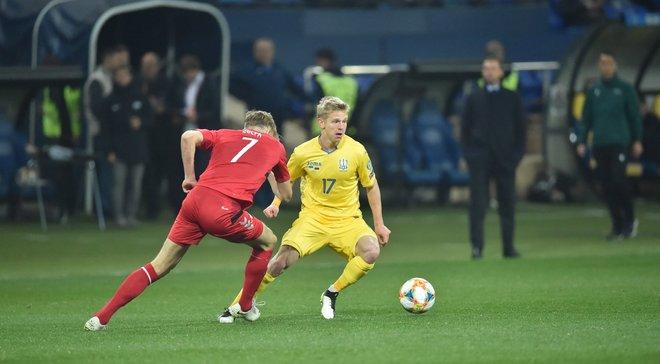Зінченко: Матч проти Португалії – фінал року для збірної України