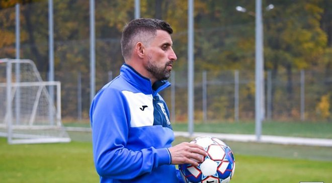 Николаев уволил Шищенко с поста главного тренера