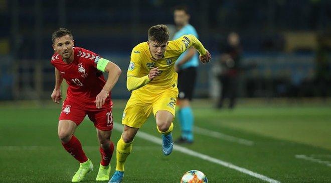 Соболь рассказал, над чем сборной Украины нужно работать ради победы над Португалией