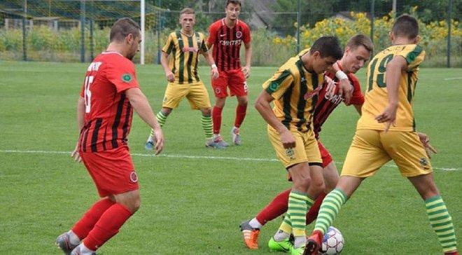 Друга ліга: Буковина поступилась Діназу, Поділля розгромило Ужгород, ВПК-Агро у меншості здолав Альянс