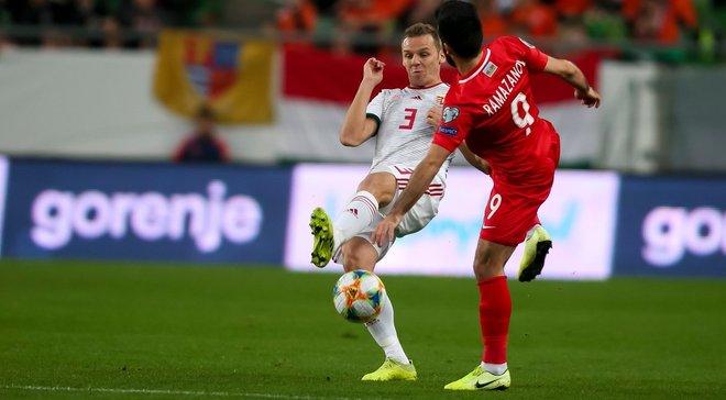 Судейский произвол в видеообзоре матча Венгрия – Азербайджан – 1:0