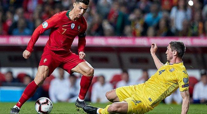 Украина – Португалия: на матче ожидается около 200 болельщиков гостей