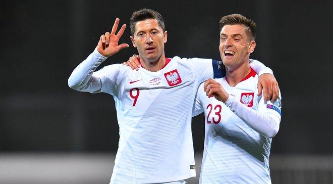 Лєвандовскі: Вихід на Євро-2020 – невелике досягнення для Польщі