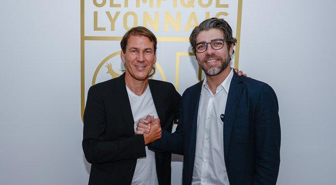 Ліон офіційно призначив нового тренера