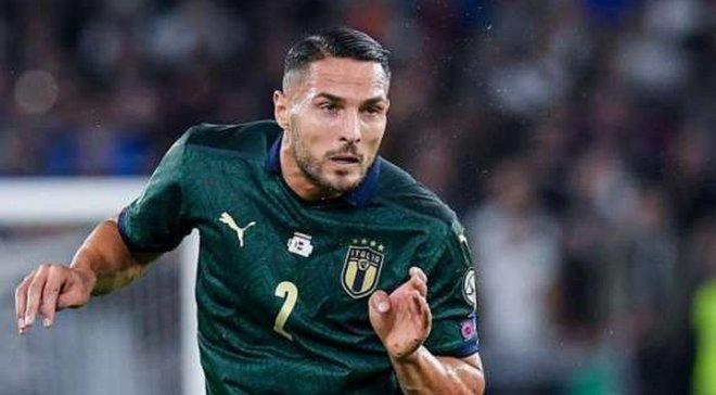 Д'Амброзио получил перелом – игрок может вылететь до конца года