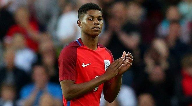 Рашфорд отличился шедевральным голом за сборную Англии после сольного прохода